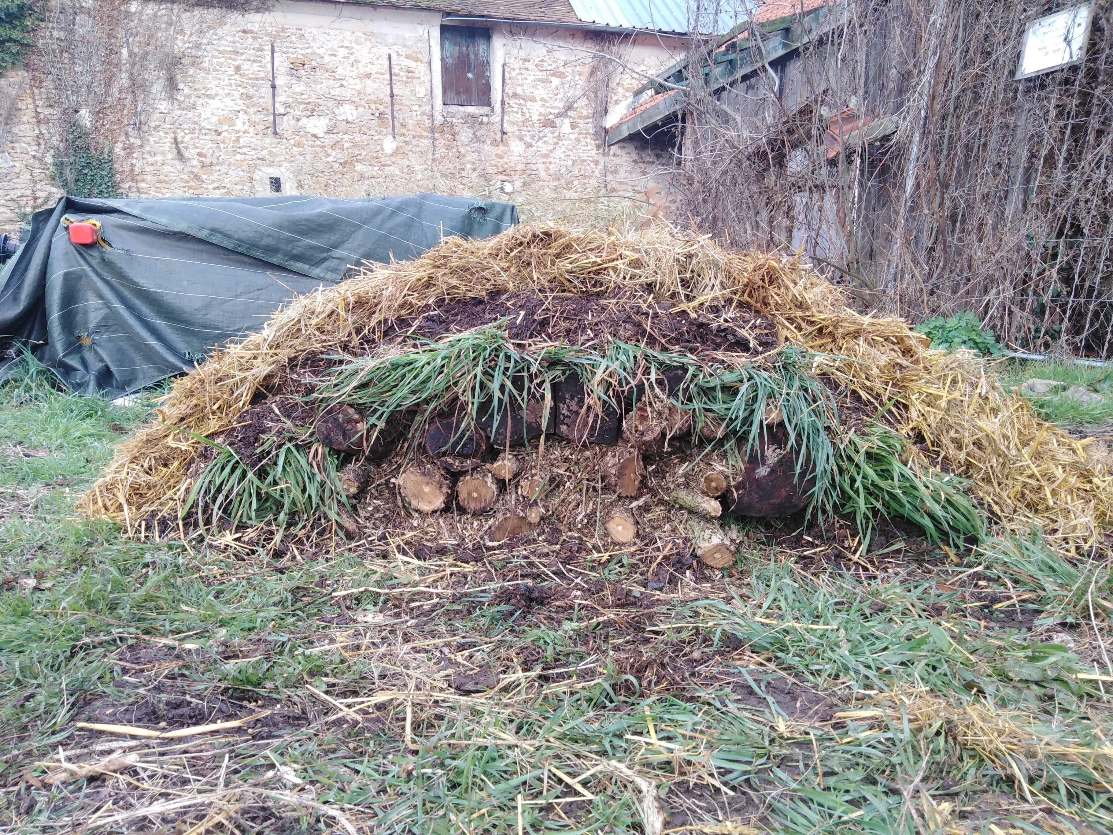 Legumes A Mettre Dans Le Jardin la main verte/ découvrir la permaculture – la ferme saint